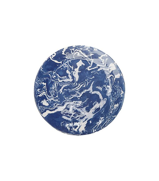Marbled Dinner Plate