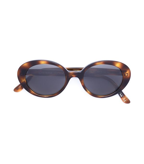 x The Row sunglasses