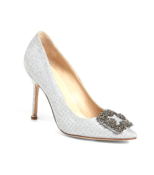 'Hangisi' Jeweled Pump