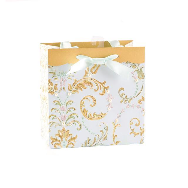 colorful gift bag