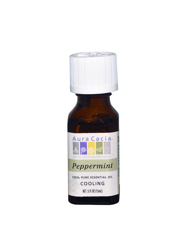 Aura Cacia Peppermint Essential Oil