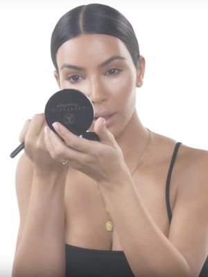 These Are the Unexpected Products KKW Uses for Perfect Concealer