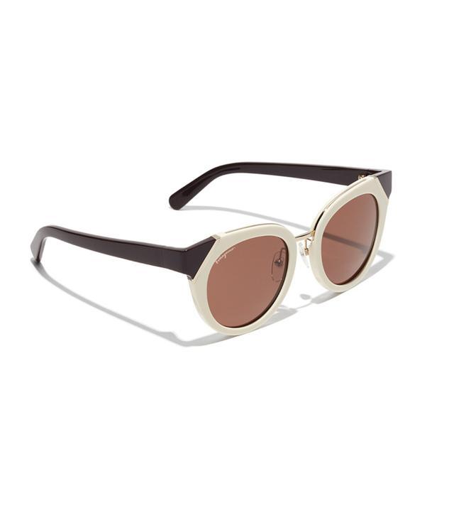 Salvatore Ferragamo Cat-Eye Frame Acetate Sunglasses