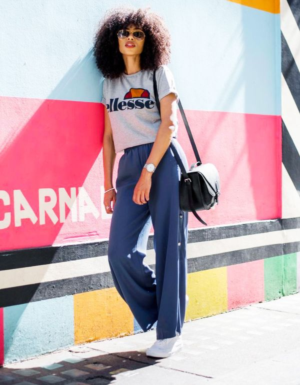 Tomboy chic outfits: ASOS Lesley