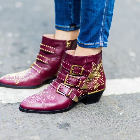 Iconic Ankle Boots: Chloé Susanna Boots