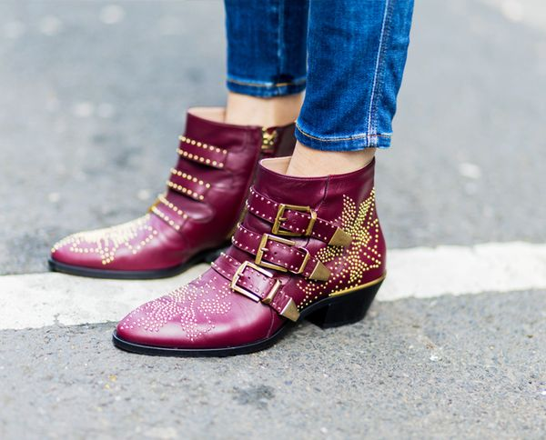 Iconic Ankle Boots