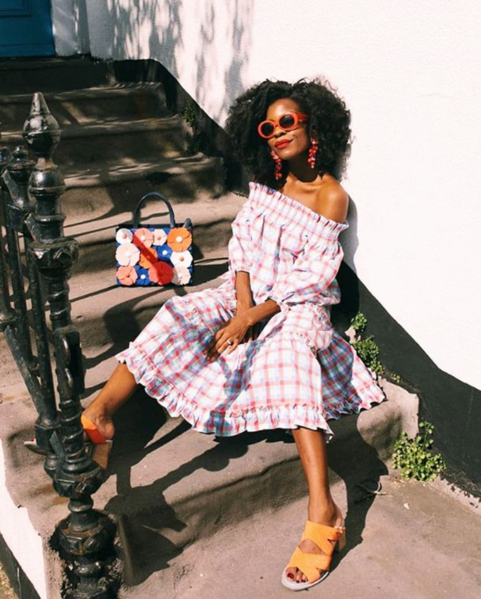 What to wear to a BBQ: Freddie Harrel