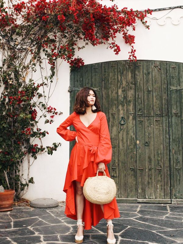 New resort wear holiday fashion brands: Caroline Constas