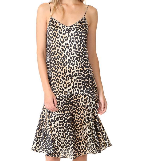 Dufort Silk Dress