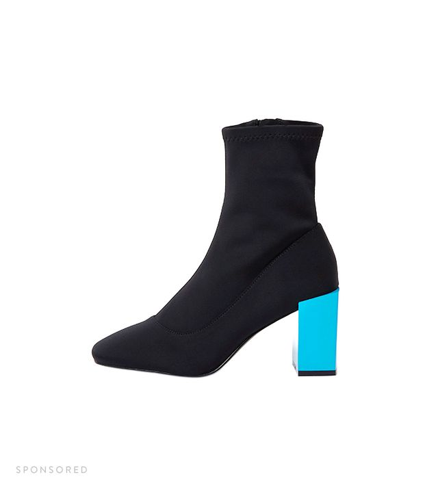 River Island Sock Boots