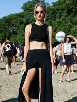 The Best 5 Looks to Try for Lollapalooza