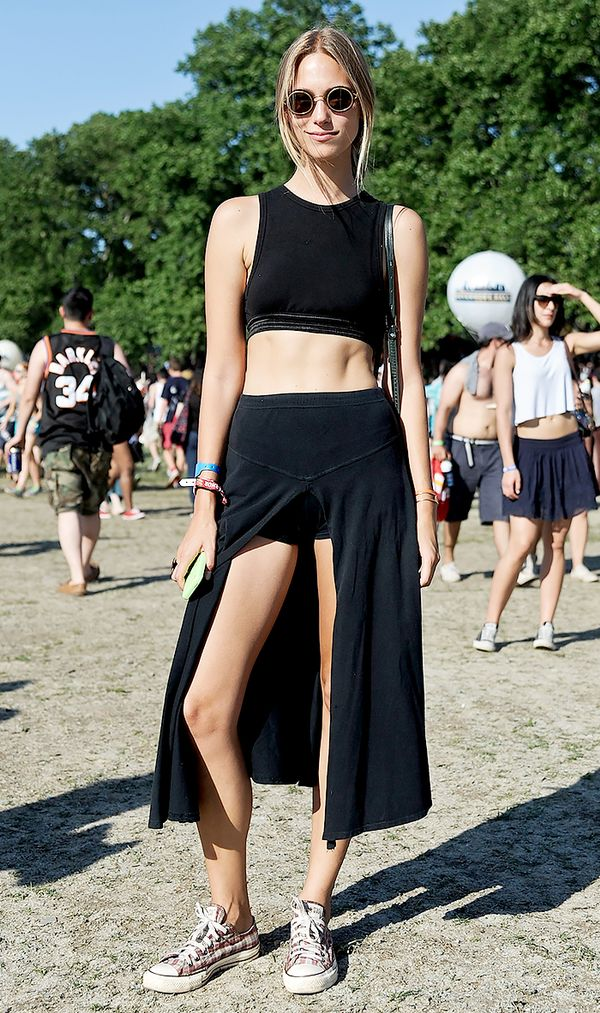 The Coolest Lollapalooza Fashion Ideas | WhoWhatWear