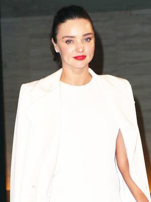 See Miranda Kerr's Stunning Wedding Dress
