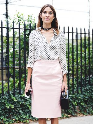 Alexa Chung Outfits We Always Copy