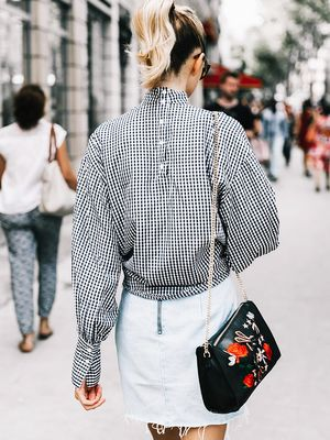 Is It Possible to Go Braless at the Office? Fashion Girls Discuss