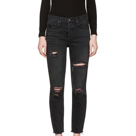 Black Carolina Jeans