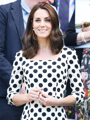 Kate Middleton's Style Rules From Wimbledon 2017