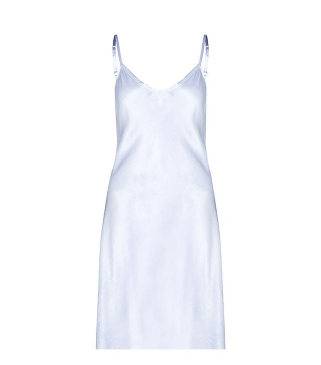 Ghost Jo Dress Pearl Grey