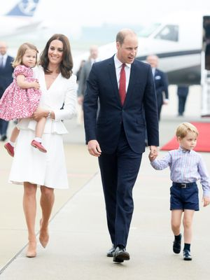 A Pouting Prince George Is the Most Adorable Thing You'll See Today