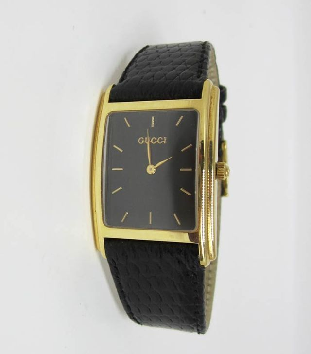 Gucci 14K Gold Watch