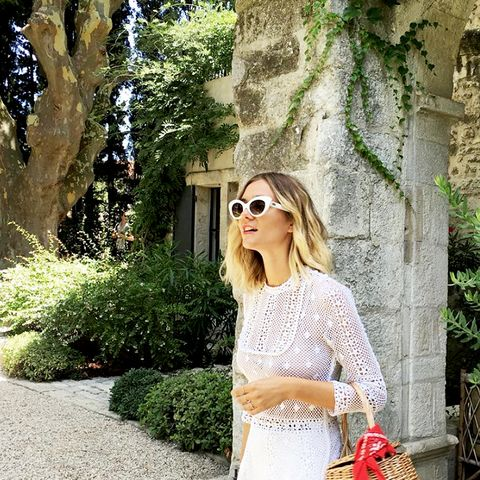 Fashion Girls Agree: Lace Dresses Are the Coolest Summer Staple