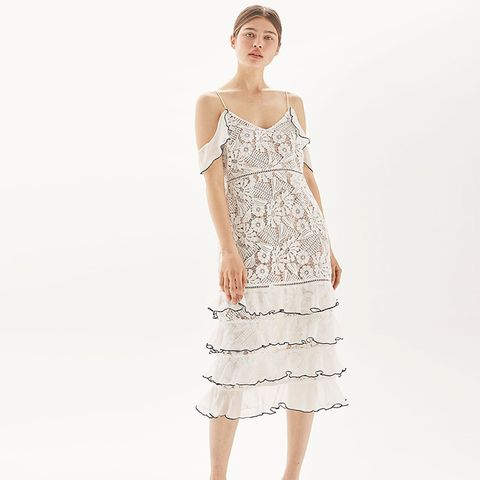 Lace Dresses The Ultimate Feminine Style Staple Whowhatwear