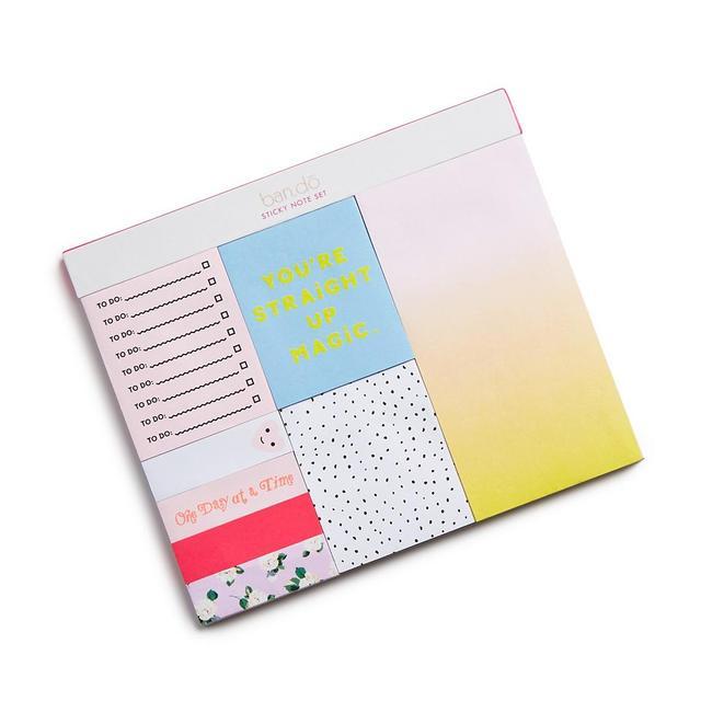 ban. do Sticky Note Set, Magic