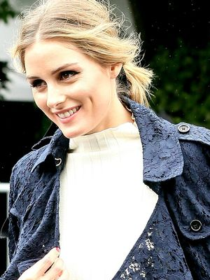 Olivia Palermo Wore the Chicest Topshop Outfit to Wimbledon