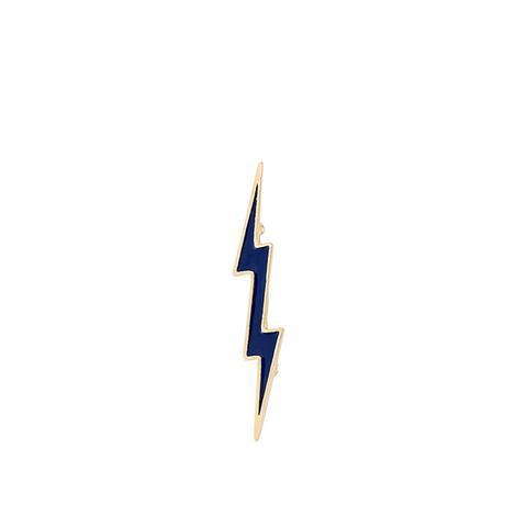 Lightning Bolt Brooch