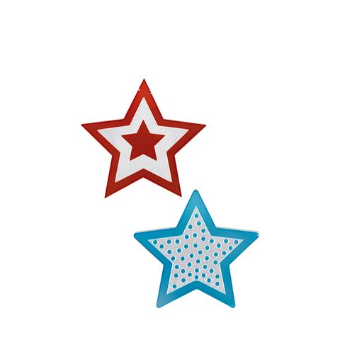 Star Brooches