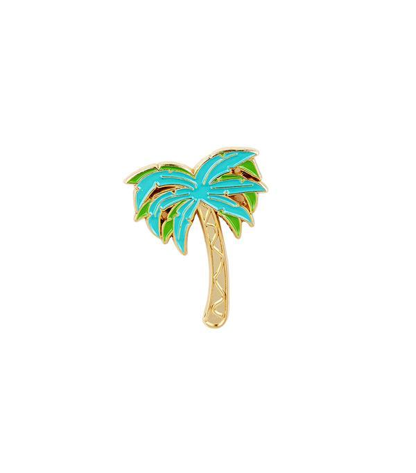 *Palm Enamel Pin by Skinnydip