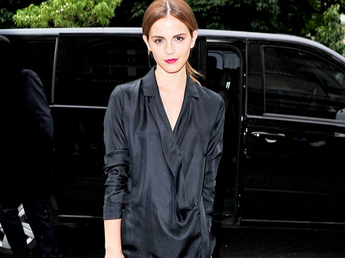 Emma Watson's Best Style Moments