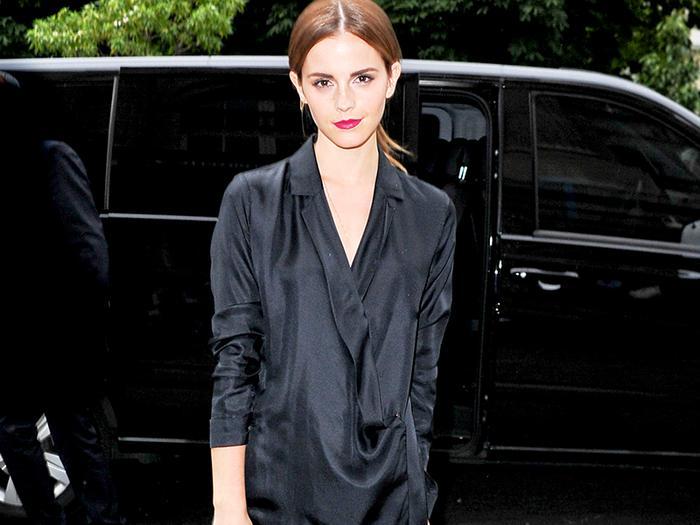Emma Watson's Best Style Moments