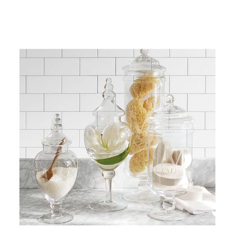 Classic Glass Apothecary Jars