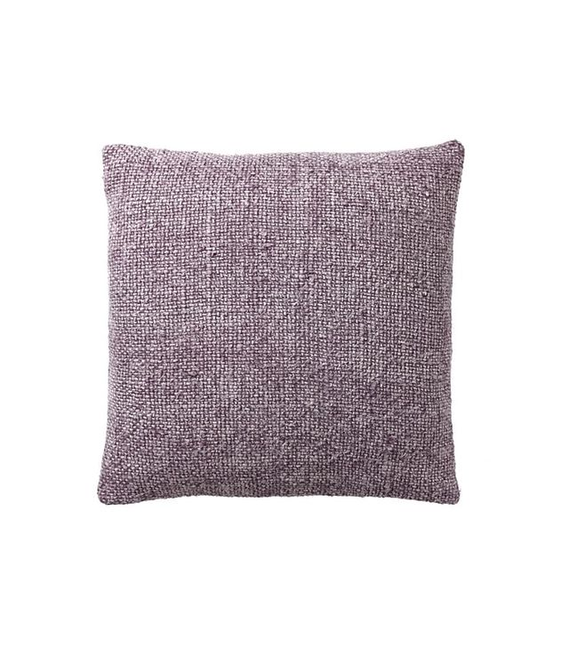 Pottery Barn Faye Textured Linen Pillow Cover