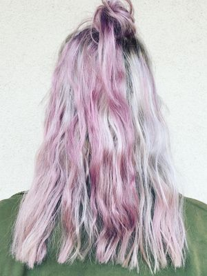 Holographic Hair Is Now Trending, and It's Mesmerizing