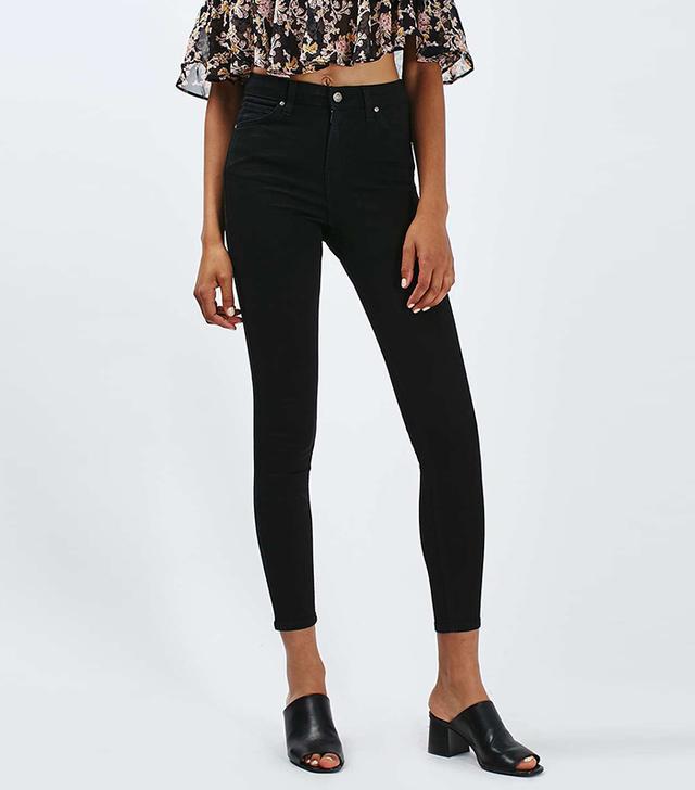 MOTO Black Jamie Jeans