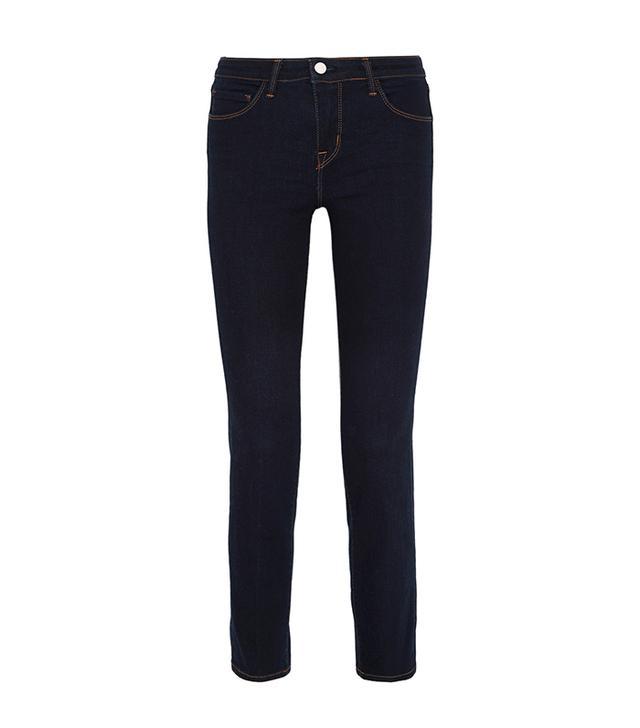 Coco Mid-rise Slim-leg Jeans