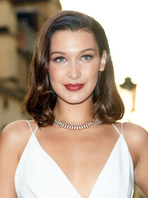Bella Hadid's Hair Has Never Been This Short