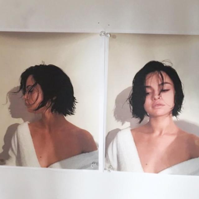 selena gomez haircut