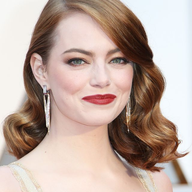 Emma Stone Hair - Emma Stone Hair Evolution