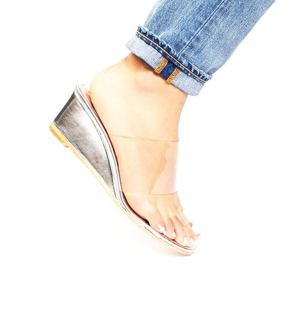 Dewan Wedge Sandal by Jeffrey Campbell at Free People
