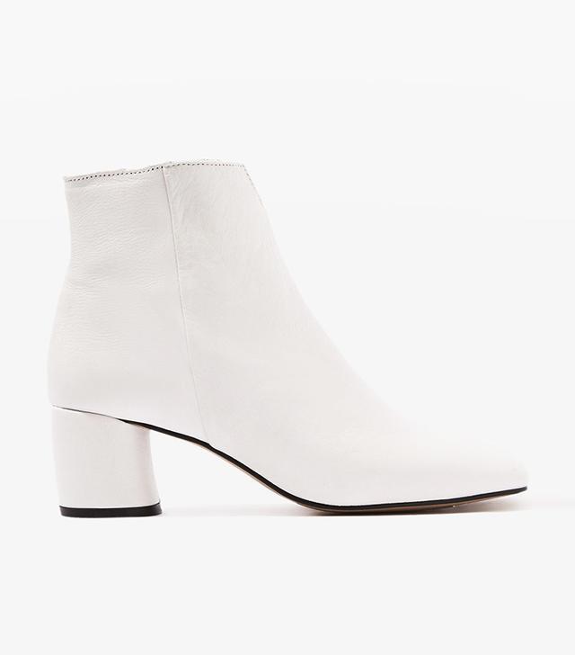 Topshop Marilo Knotch Ankle Boots