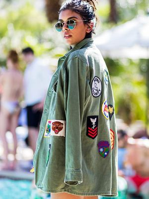 A DIY Trend the Fashion Crowd Loves Right Now