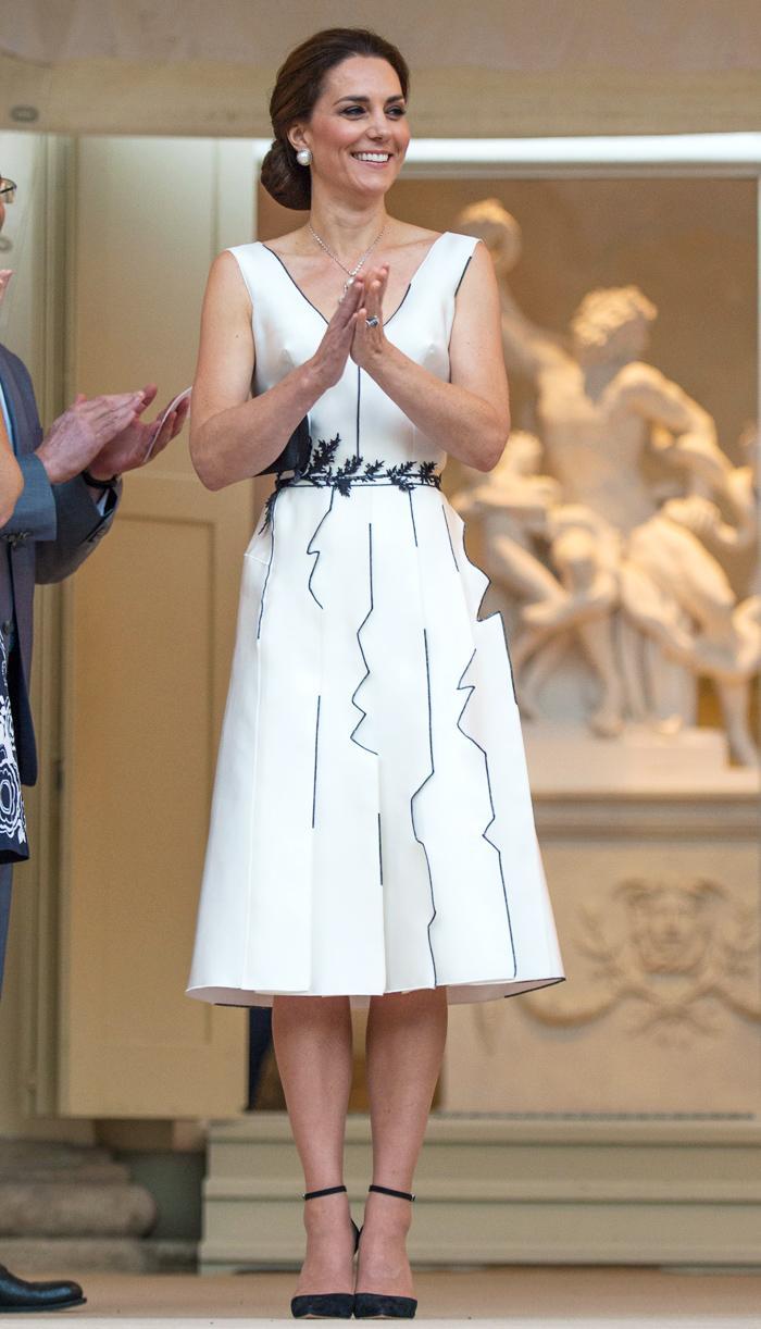 Duchess of Cambridge: Gosia Baczynska