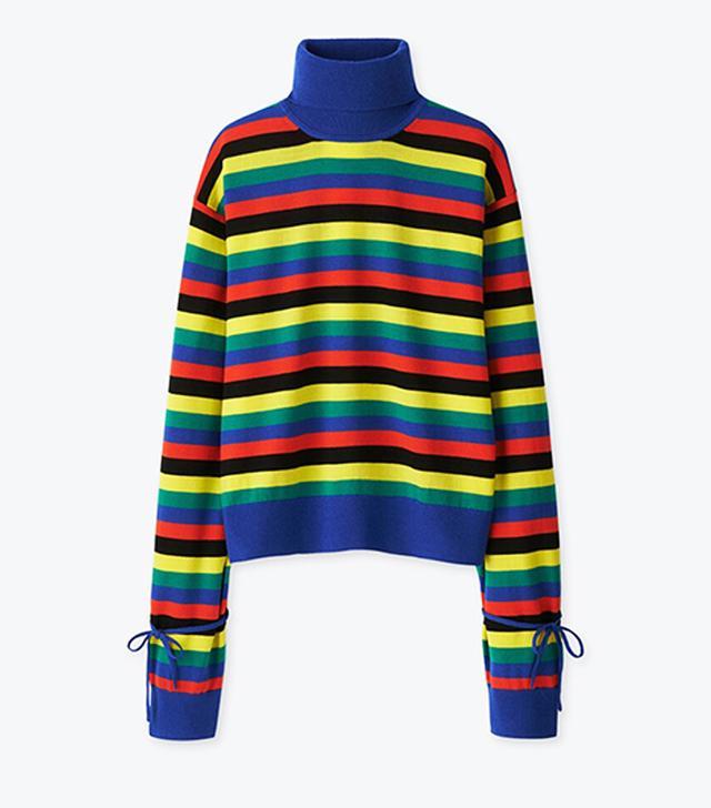 J W Anderson x Uniqlo: Stripe jumper