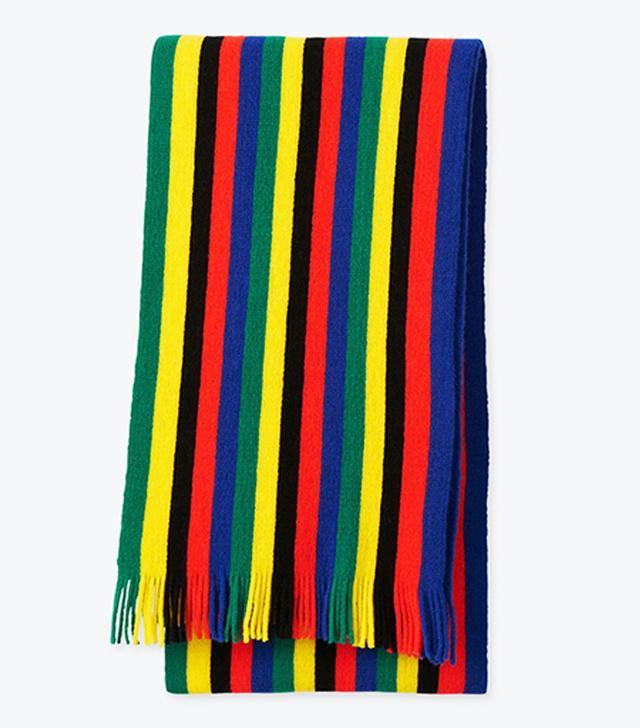 J W Anderson x Uniqlo: Stripe scarf