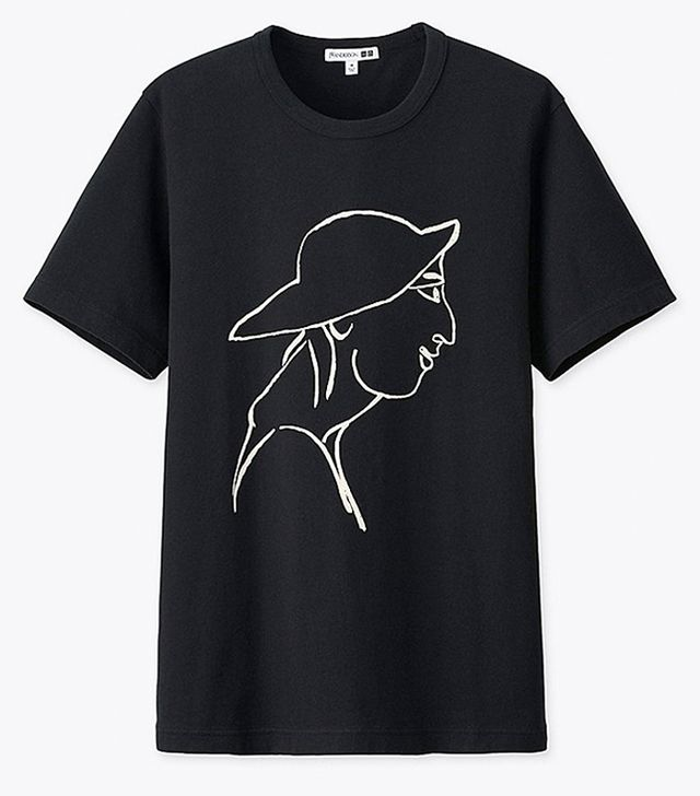 J W Anderson x Uniqlo: Short Sleeve Graphic T-Shirt