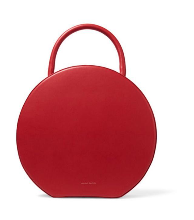 Best round bags: Mansur Gavriel round circle bag