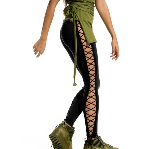 Fenty Puma by Rihanna Side Lace-Up Leggings